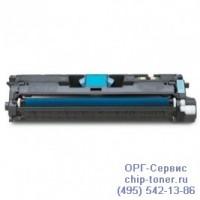 Картридж голубой HP Color LaserJet 1500/2500/2550/2820 /2840