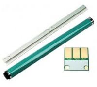 Комплект восстановления цветного фотобарабана Develop ineo+ 284 (фотовал,чистящее лезвие,чип драм-картриджа)