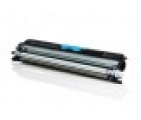Тонер-картридж голубой Oki C110 / C130 / MC160 совместимый