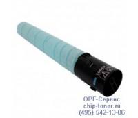 Картридж TN-221C голубой Konica Minolta bizhub C227 / C287 совместимый