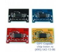 Чип голубого картриджа Samsung CLP-300 / 300N / CLX-2160 / 3160FN