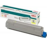 Картридж желтый OKI C9600 / C9800 / C9650 / C9850 оригинальный