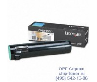 Картридж черный Lexmark C935 / X940e / X945e оригинальный