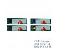 Чип желтого картриджа Samsung CLP-320 / 325 / CLX-3185