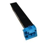 Тонер-картридж голубой для Konica Minolta Bizhub C452 совместимый